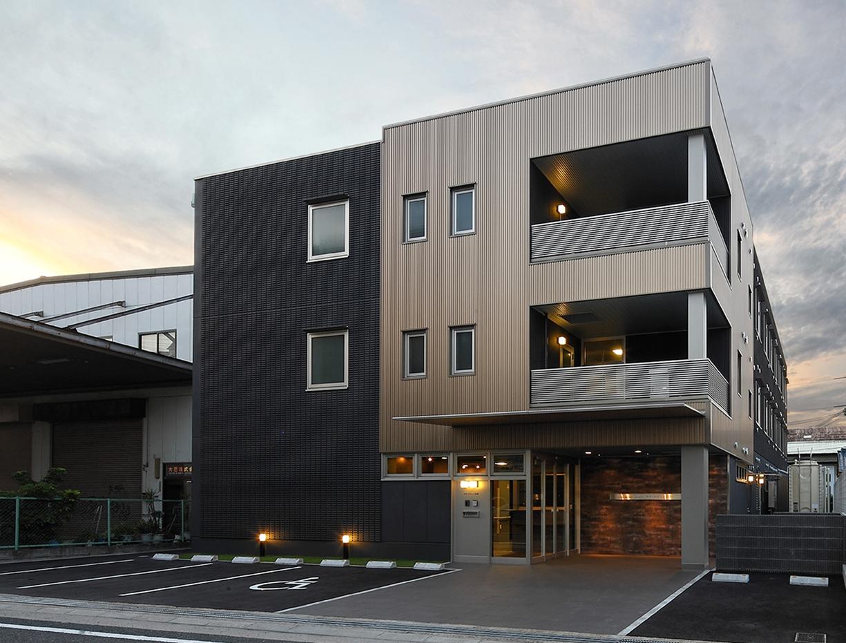 住宅型有料老人ホーム 東大阪市3